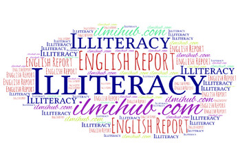 report on illiteracy disadvantages, report on illiteracy, report to editor of newspaper,