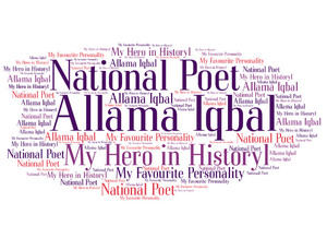 Essay on Allama Iqbal, Allama Iqbal Essay, My Hero in History