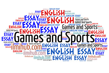 essay on games, essay on sports, essay on importance of games