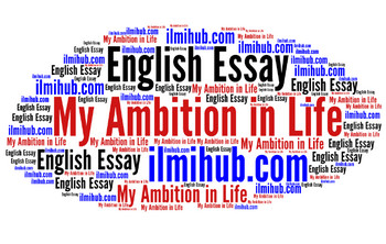 an essay on my ambition in life Write my essay - this is the phrase you usually type in google search hoping to find professional essay writers to help you out we offer cheap and reliable writing help online we will write your essays while you are sleeping.