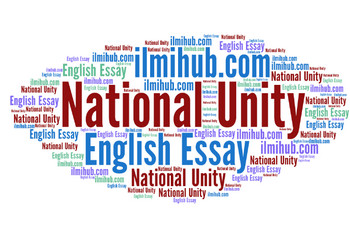 Essay on National Unity, National Unity Essay, Essay on the need of National Unity