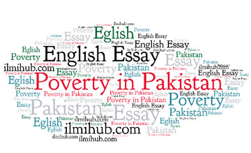 Poverty in Pakistan Essay, Essay on Poverty in Pakistan, Essay on Poverty in Pakistan with outline