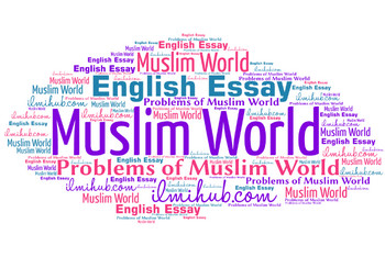 essay on common wealth of Muslim countries, essay on Muslim Ummah, Essay on Problems of Islamic World