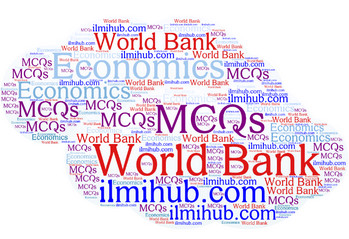 MCQs about World Bank, World Bank MCQs