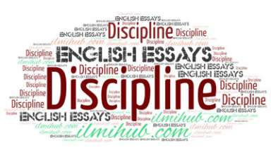 importance of examination discipline If-discipline is usually considered to be the best form of discipline here in the term 'discipline' instead of standing as a rigid code of conduct obi strictly adhered to, denotes a process of normal growth and learning, of ways to monitor oneself.