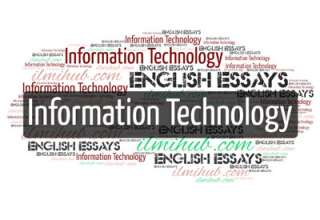 Essay on Information Technology, Information Technology essay with quotations, Essay on IT