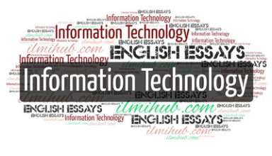 Information technology essay topics