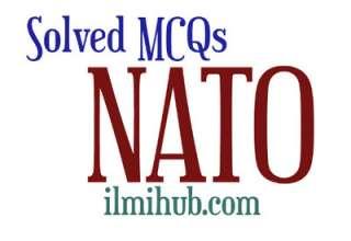 NATO Quizlet, NATO Quiz, MCQs on NATO, NATO GK