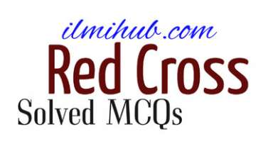 mcqs on red cross, international red cross gk, international red cross quiz