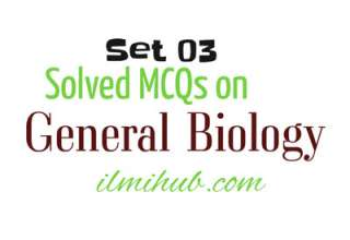 Biology MCQs with Answers, Biology Quiz