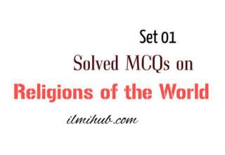 MCQs on Religions of the World