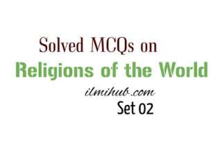 Religions of the World MCQs with Answers