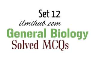 Biology General Knowledge Questions