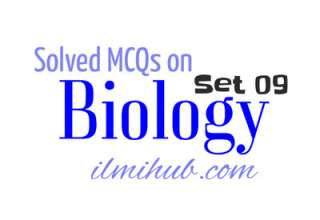 NTS Biology MCQs