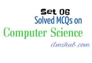 MCQs of Computer Science with Answers for Online Test