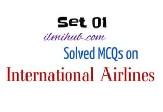 Airline MCQs, Airlines Quiz, Airlines Multiple Choice Questions