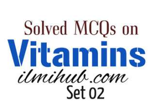 Vitamins Questions and Answers