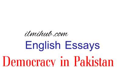 Democracy in Pakistan Essay, Essay on Democracy in Pakistan, Essay on Democracy in Pakistan with Quotations