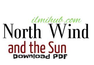 The Wind and the Sun Story PDF, The North Wind and the Sun PDF