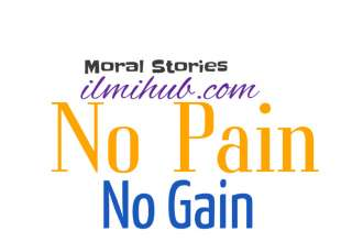 No Pain No Gain Story, Short Story No Pain No Gain, No Pain No gain thirsty crow story