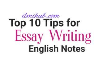 Essay Writing Tips, Essay Writing Skills, Tips to Write essay