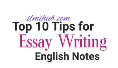 Essay Writing Tips, Essay Writing Skills, Tips to Write essay