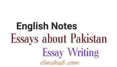 Essays on Pakistan, Essays about Pakistan, Essays about Pakistan in English