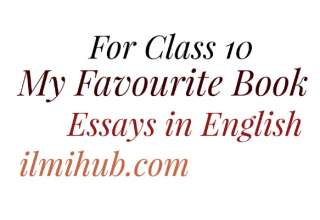essay on my favourite book in English for Class 10, My Favourite Book Essay, Essay on my Favourite Book for 10th Class in English