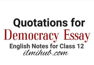 Democracy essay quotations, quotations for democracy essay, quotations on democracy